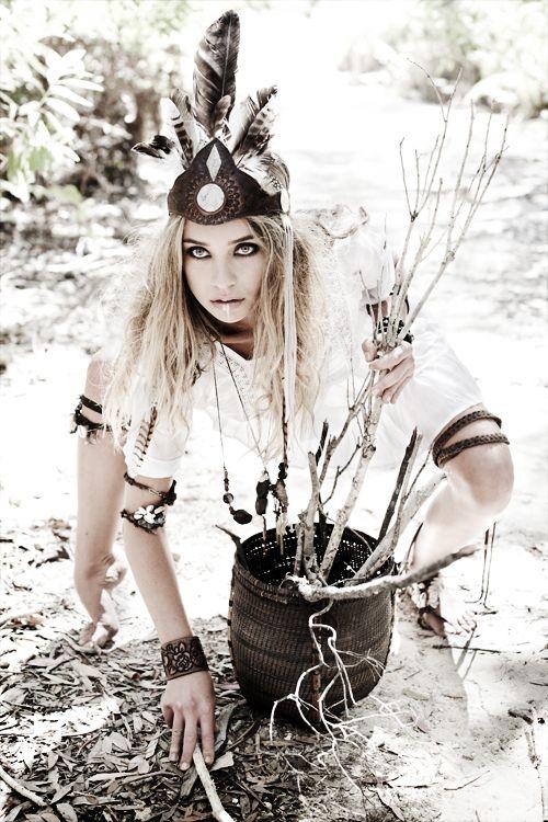 Earth, Water, Fire, Air | Arnhem The Label | Pakaria Powell | Jessie Prince #photography | #bohemian #boho #hippie #gypsy