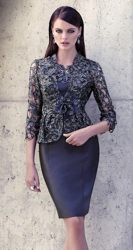 Vestido Carla Ruiz www.maycanmodas.es::