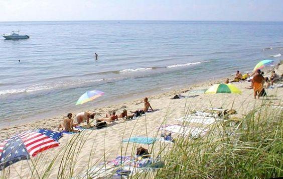 Mädchen fkk strand