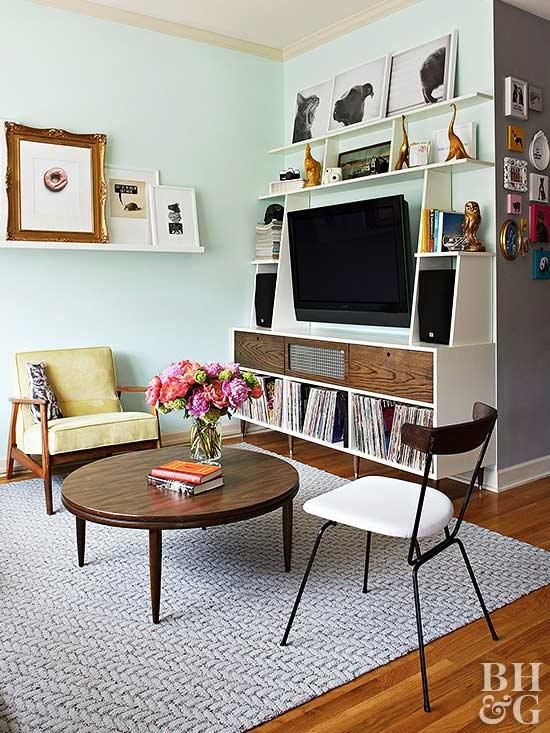 Small Space Solutions For Every Room Small Space Living Small Room Design Small Living Room Decor