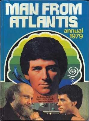 Patrick Duffy as The Man From Atlantis