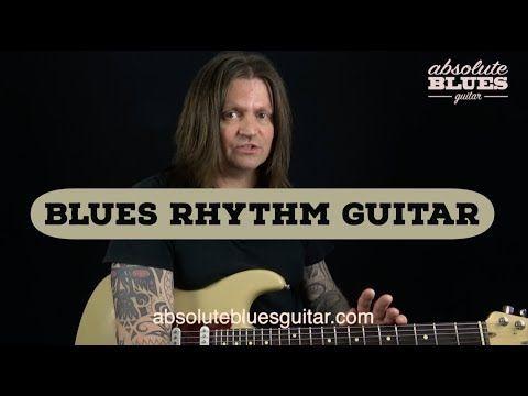 12 Bar Blues Rhythm Guitar Lesson Youtube Guitar Lessons Blues Guitar Lessons Blues Guitar Chords