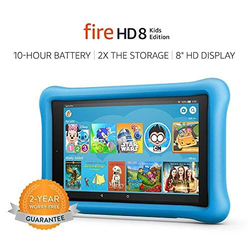 Great Deal Only 89 99 Fire Hd 8 Kids Edition Tablet 32 Gb Mommydeals Greatdeal Tablet Pink Kids Fire Kids