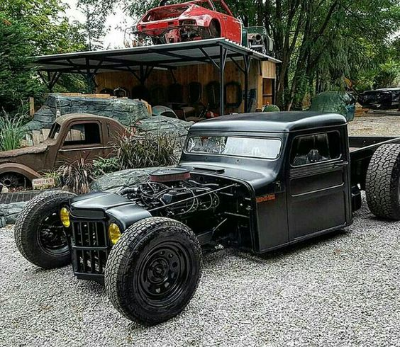 Willys Rat