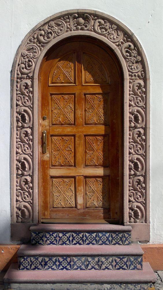 puerta, col. Lindavista.