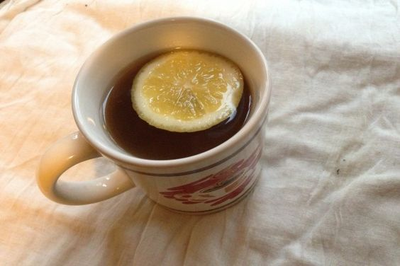 Made this when I felt a cold coming on (tickle in throat and ears) and drank it before bed. Felt much better the next day and slept solidly