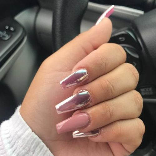 Coffin Nails 40 Of The Best Coffin Nails For 2019 Favnailart Com Nails Local Nail Salons Coffin Nails