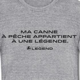 Je suis une Légende | Legend Boats Apparel