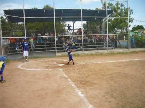 Juego de Béisbol Jesús E. Lossada  y  La Victoria - Tee Ball Baseball Ga...