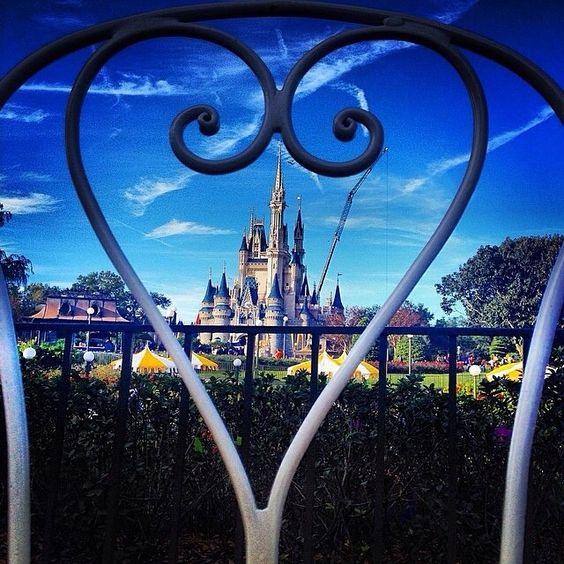 """""""How to Take the Perfect Instagram at the Disney Parks"""" from Disney Style - This was designed with Instagram users in mind, but the tips here are great for all photographers to take some pictures that are a bit outside of the box. (Photo from waltdisneyworld on Instagram)"""