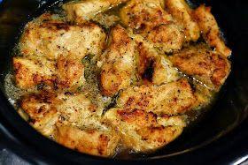 Mrs. Nanette Rae Pfeiffer: The Fit Wife: Crock Pot Lemon Chicken