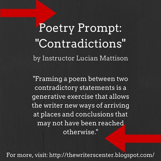 slam poetry writing prompts