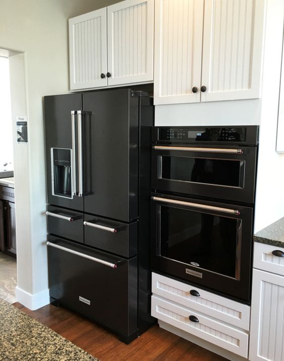 Appliances Black Stainless Steel And Bathroom Trends On Pinterest