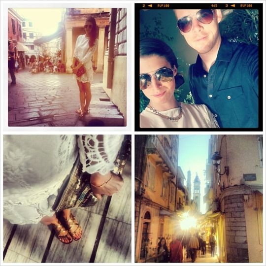 Greece Insta-diary #love #fashion #sunholiday