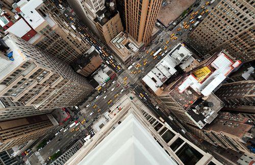 Intersection | New York (by Navid Baraty)