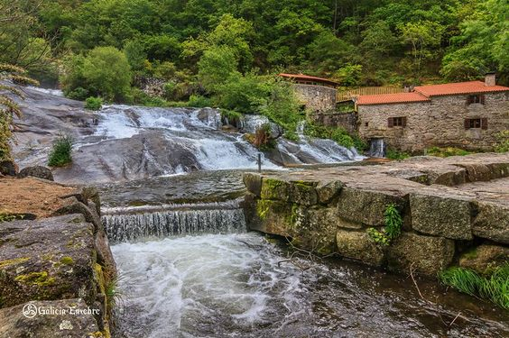 (2) Descubrir Galicia.Parque natural de Barosa,Barro,Pontevedra