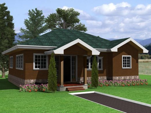 Simple Modern Homes And Plans By Jahnbar | Create Floor Plan, House Design  Plans And House Design