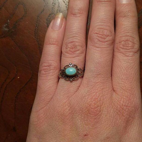 Older ring. Very beautiful!