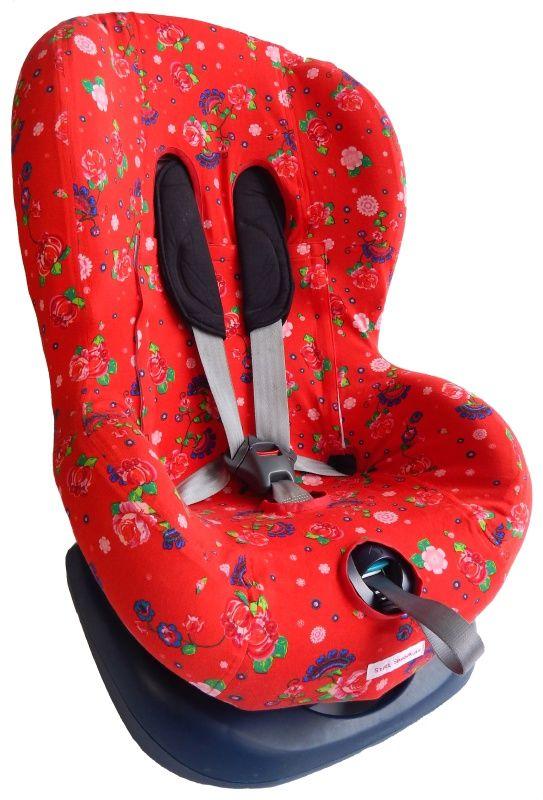SALE!! €27,50!! Wir haben ein Deutsche website! Ein neuer Bezug für den Auto-Kindersitz Maxi Cosi Priori Römer King Britax ersatzbezug cover car seat order at www.stoelsprookjes.nl
