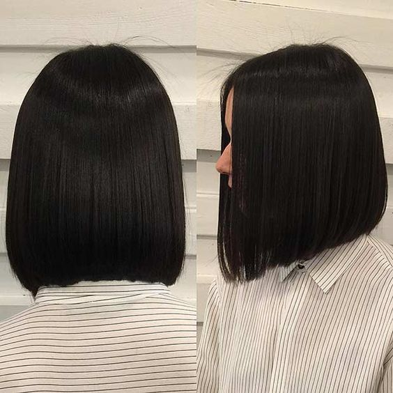 43 Best Bob and Lob Haircuts for Summer 2019 | StayGlam