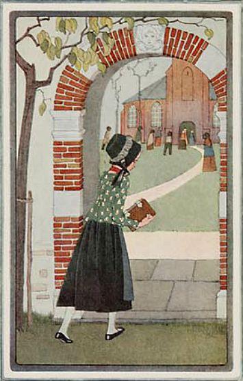 """Henriette Willebeek le Mair, """"Kortjakje"""""""
