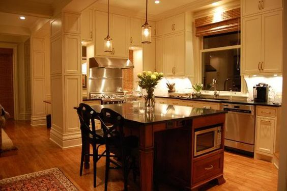 Kitchen ceilings 10 foot cabinets and 10 ft ceilings for 6 ft kitchen ideas