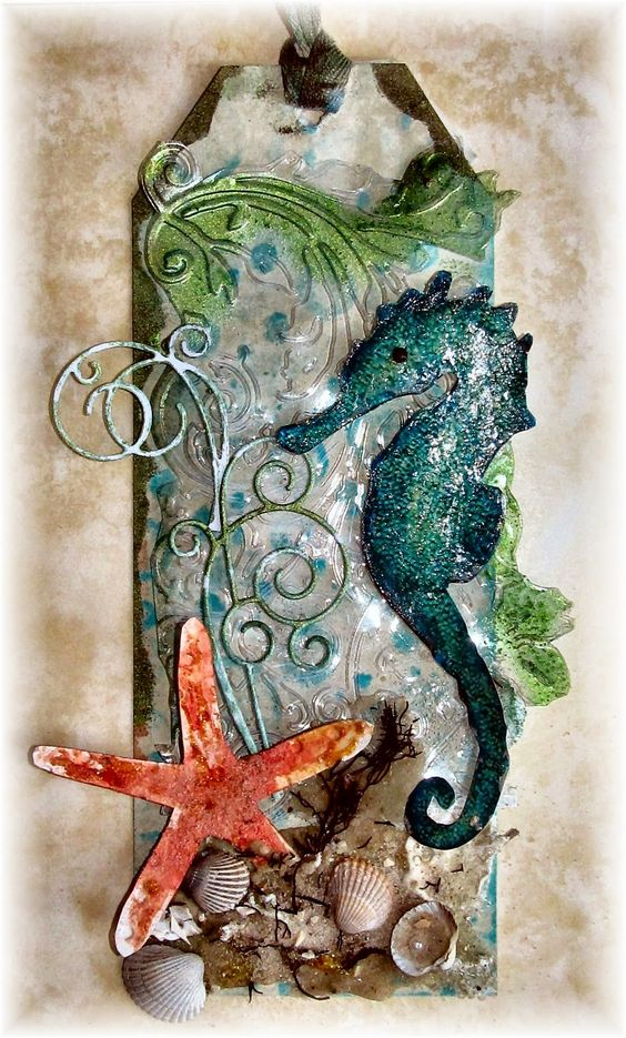 Tim Holtz July 2014 Kerstin F.