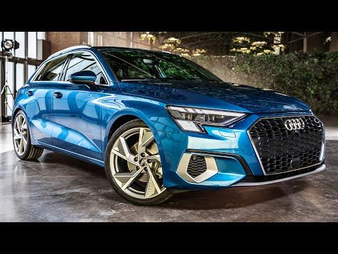 World Premiere 2021 Audi A3 Sportback 4th Generation Is Here New Design Interior Technology Youtube In 2020 Audi A3 Sportback High Performance Cars Audi A3
