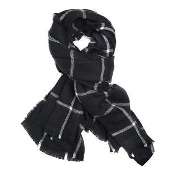 Invito - blauwe sjaal €19.99