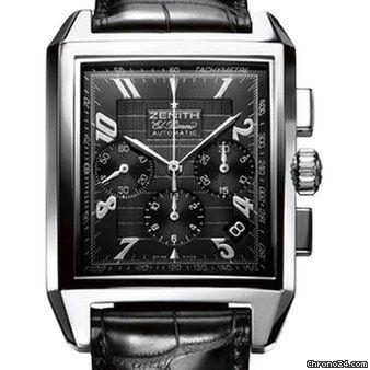 Предложение Zenith Port Royal: 193468₽ часы Zenith Port Royal V…
