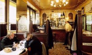 vin chaud a Paris