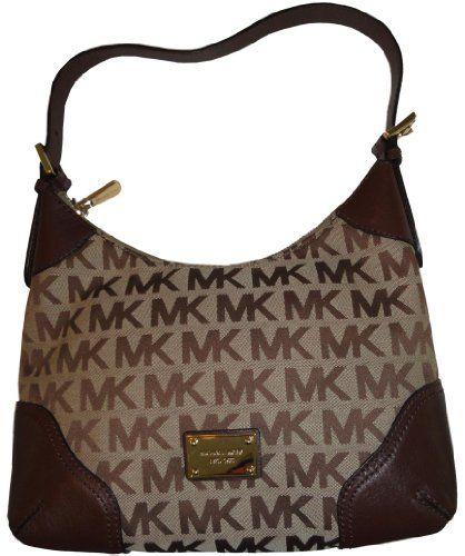 Michael Kors Millbrook Signature Jacquard Medium Top Zip Shoulder Bag, Beige/Ebony/Mocha Michael Kors http://www.amazon.com/dp/B008GVK1JA/ref=cm_sw_r_pi_dp_zxQpvb0A8VZ5B