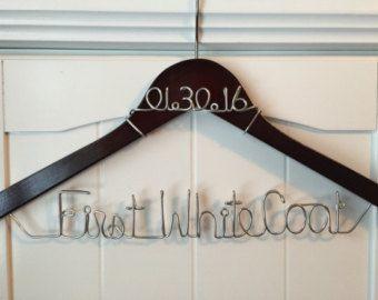 Doctor Graduation Gift White Coat Ceremony Lab by buttonzandbloomz