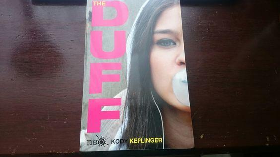 """The D.U.F.F"" escrito por Kody Keplinger.:"