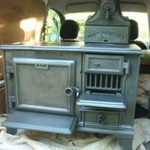 antique cast iron range | Osborne Restoration