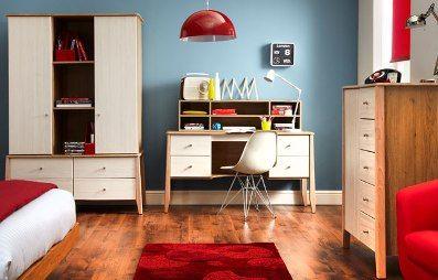 Retro Bedroom Furniture Range From Dreams Casas Living