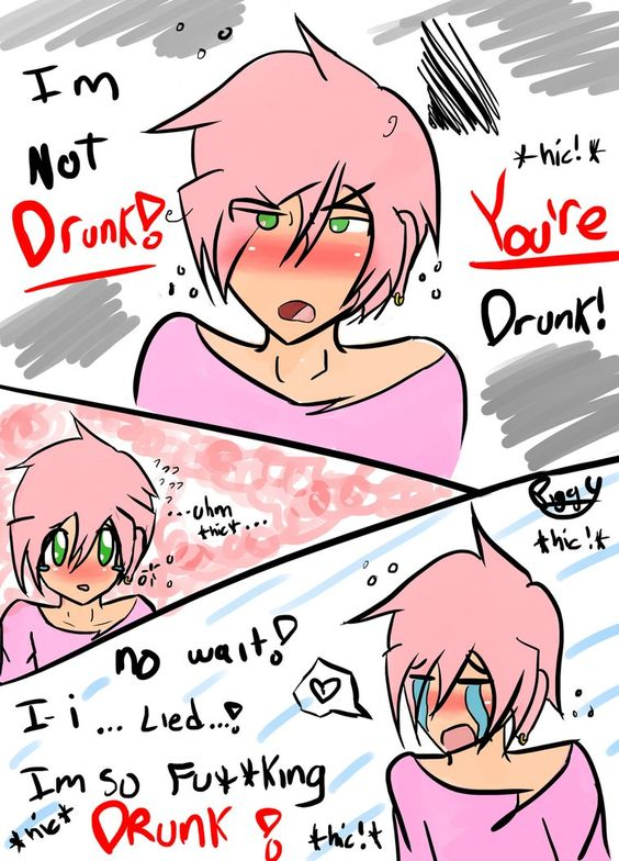 Drunk Anime Base