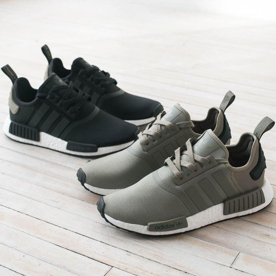 Online now: the @adidasoriginals NMD_R1 Sneaker: SKU #40315038. | #UOMens
