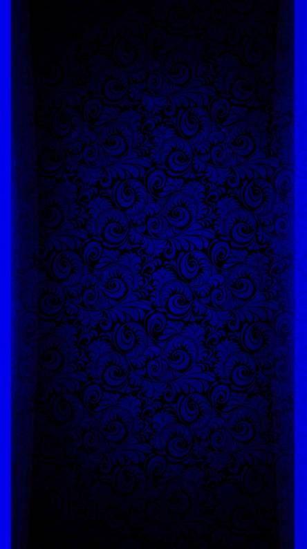 S7 Edge Blue Pattern Samsung Wallpaper Neon Wallpaper Black Phone Wallpaper