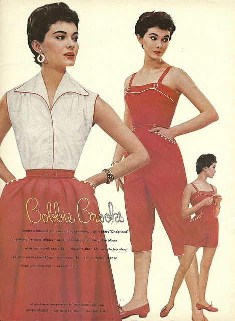 Image result for 50s fashion colors