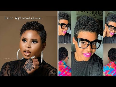 Chic Fall 2020 Winter 2021 Short Hairstyle Ideas For Black Women By Wendy Styles Youtube In 2020 Short Hair Styles Black Women Hair Styles