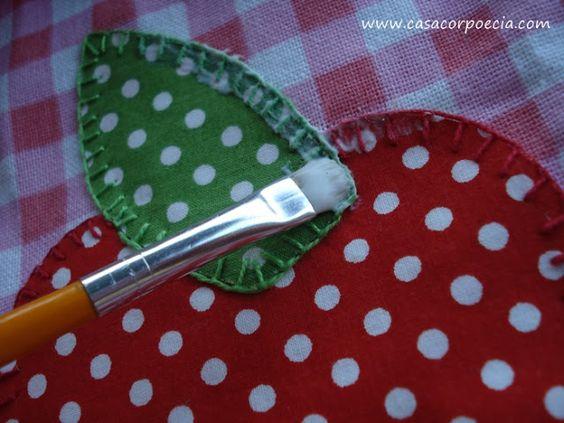 Customização em tecido, usando papel termocolante (tutorial)