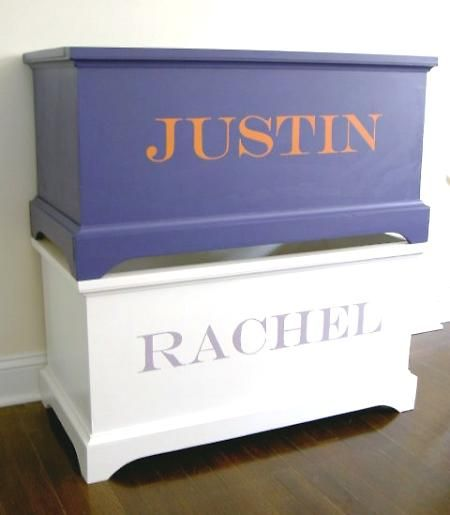 Diy Furniture Plan From A Classic Toy Box With The Top Removed Like The Toy Box Top Ever Shuts Anyway This Simple Design Features A Molded Footer