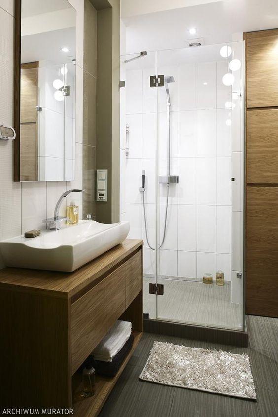 Nowoczesne łazienki GALERIA