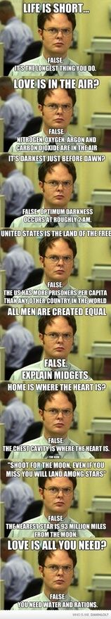 Dwight K. Schrute from Office