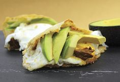Spice up your morning with this delicious & GF South American breakfast