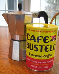 I Have One Of These Little Cuban Coffee Pots Love