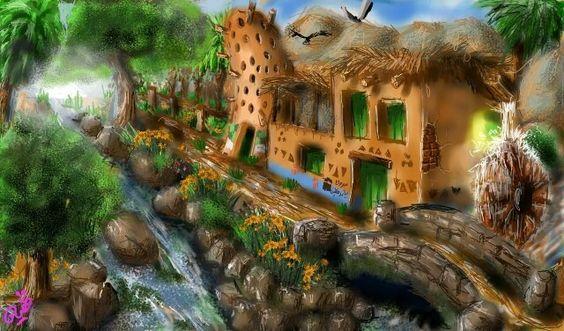 2d abu fateen house
