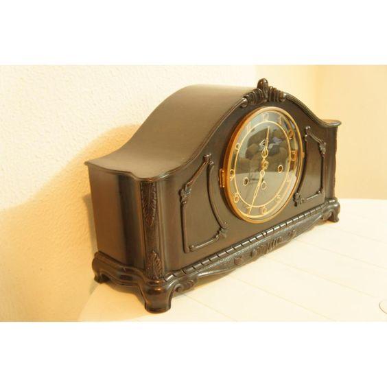 relógio carrilhão antigo -  Vedette  Francês
