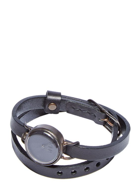 Men's Watches - Accessories | Shop Now at LN-CC - Universe S Leather Watch